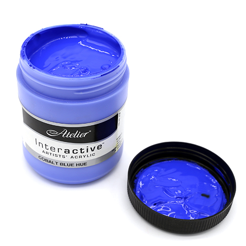 아뜰리에500ml cobalt blue hue A-04-040