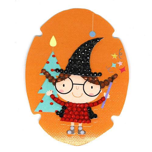 보석십자수 소녀마법사 G-01-077